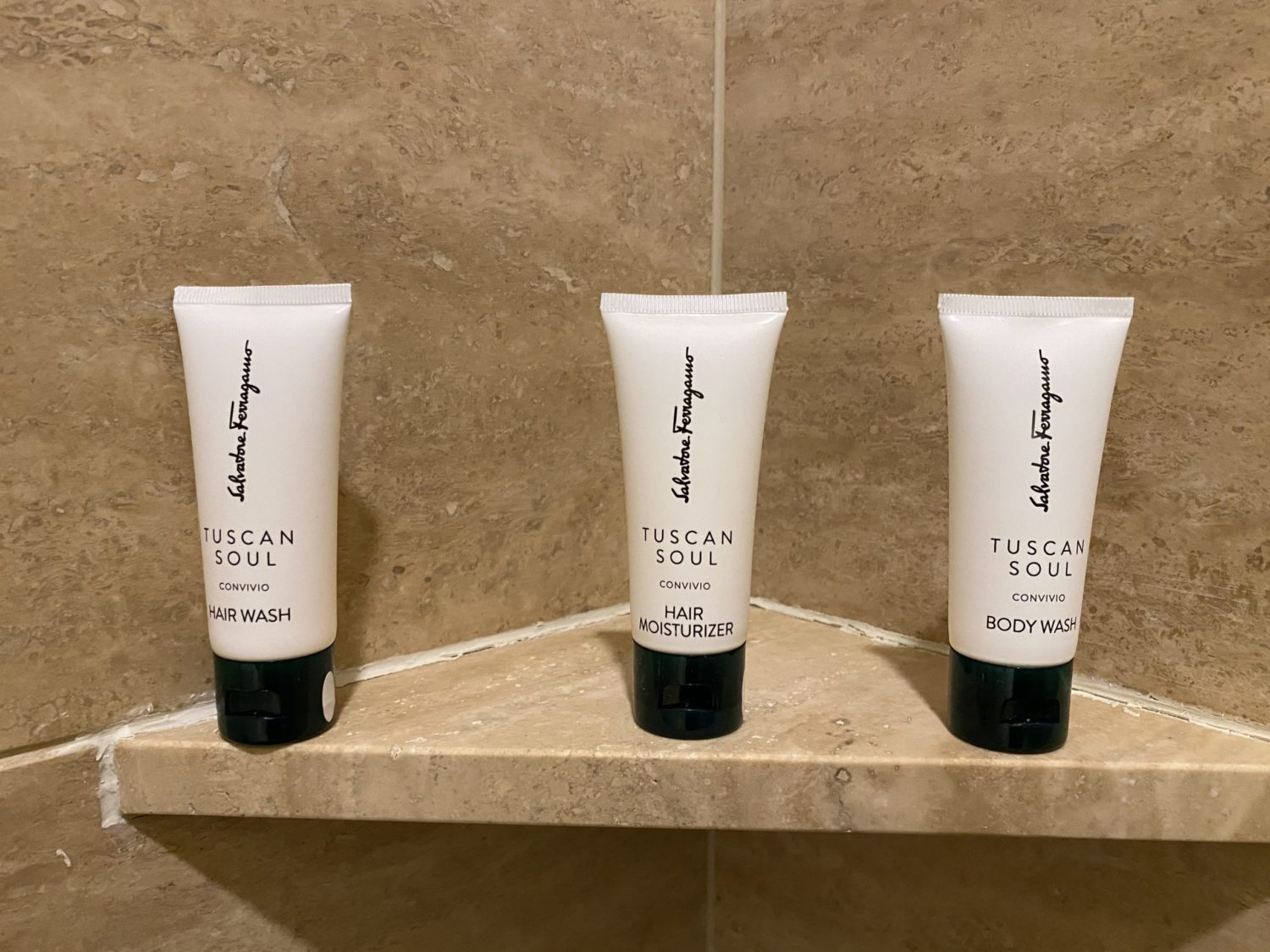 waldorf astoria las vegas toiletries