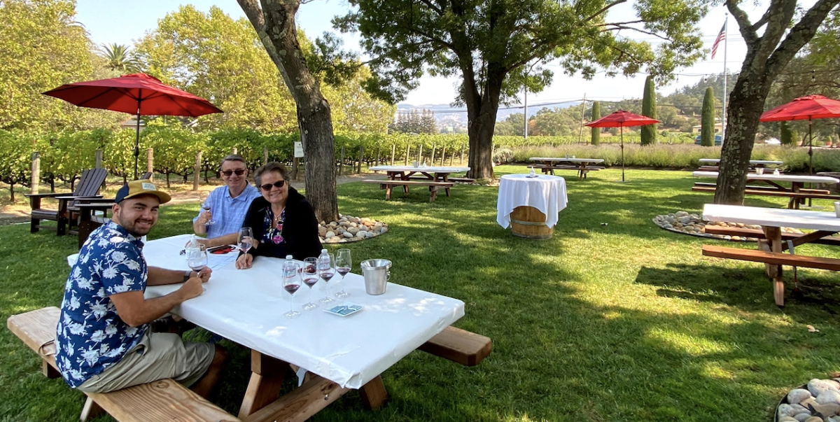 What It's Like in Napa During COVID-19