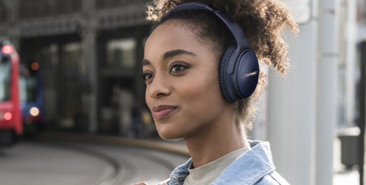 It's Back: Wireless Bose QC35 Noise-Canceling Headphones for Just $199!