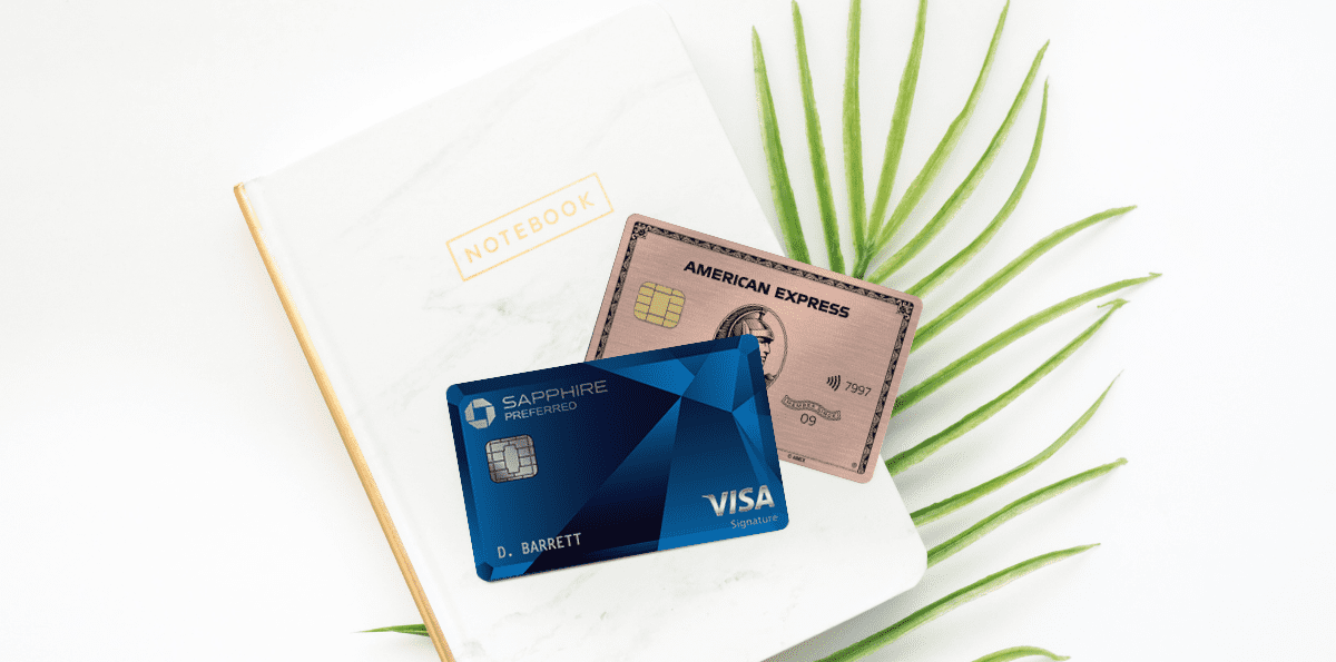 Amex Gold vs Chase Sapphire Preferred: Which Credit Card is Right for You?
