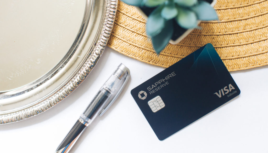 chase sapphire reserve annual fee discount