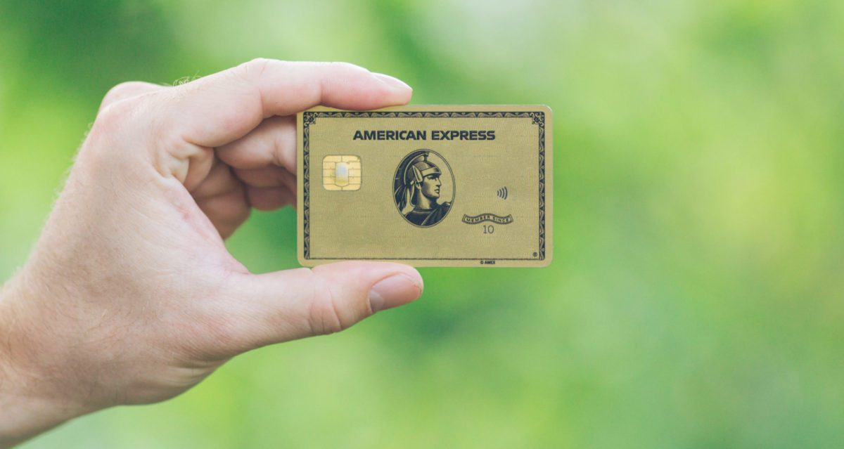 amex gold card today
