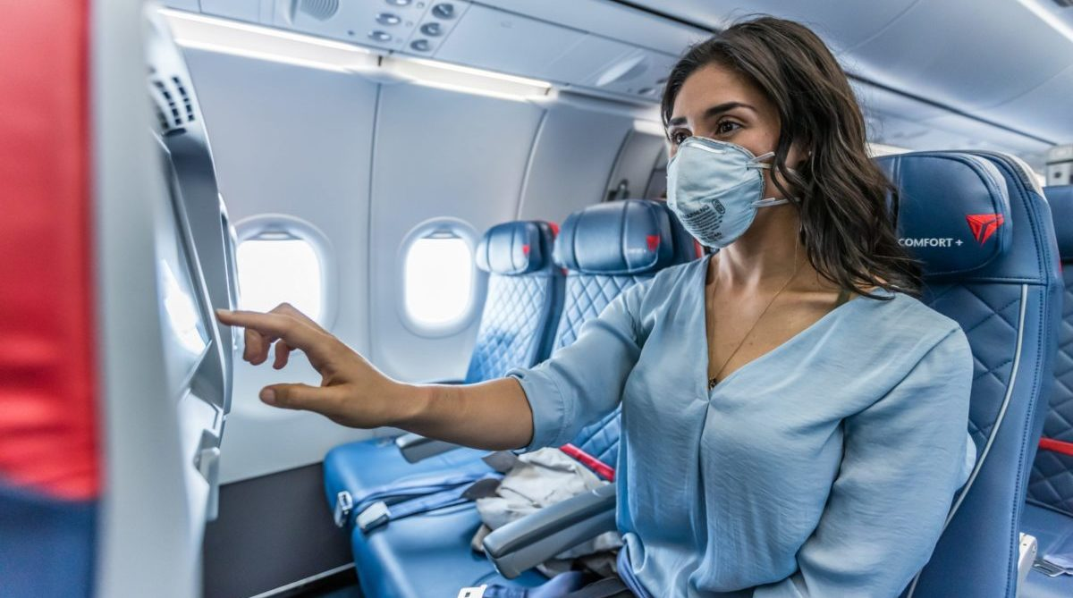 Delta Launches At-Home COVID-19 Tests for Travelers