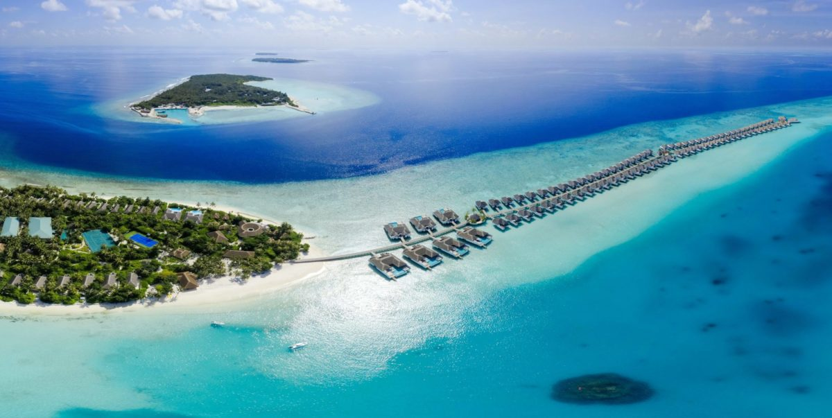 maldives using points and miles