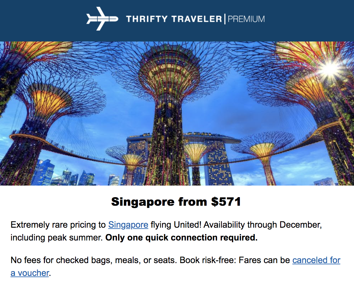 thrifty traveler premium chase travel credit