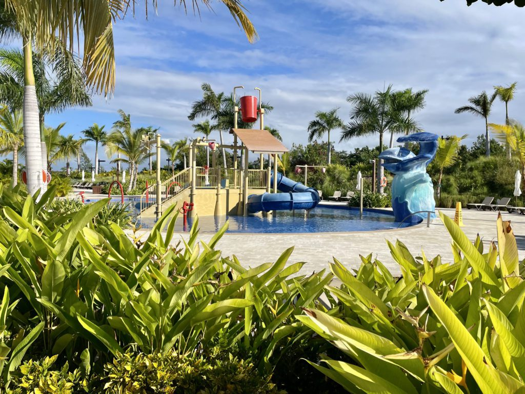 hyatt ziva and zilara cap cana water park