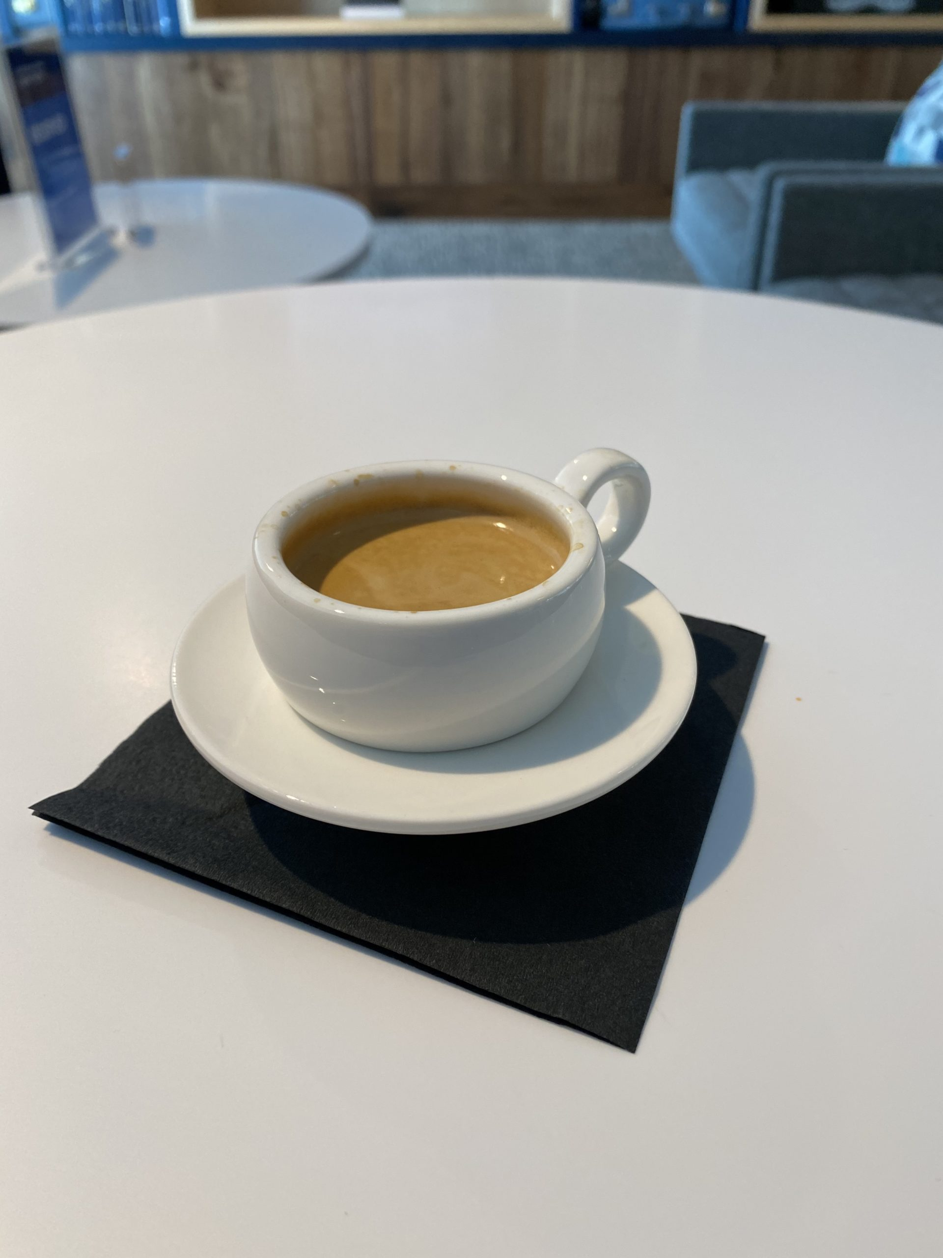 denver centurion lounge coffee