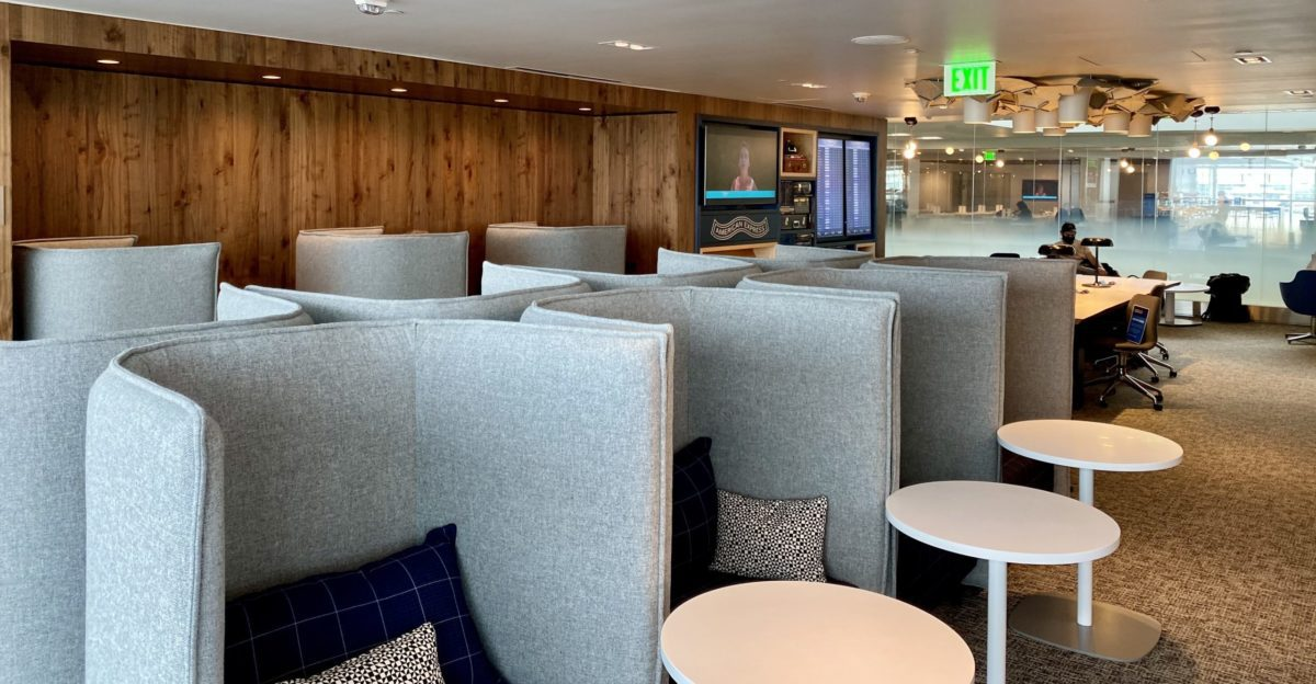 The Next Amex Centurion Lounge Will Be in Washington, D.C. (DCA)