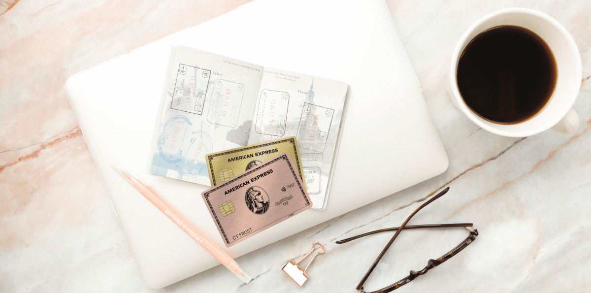 amex gold rose gold