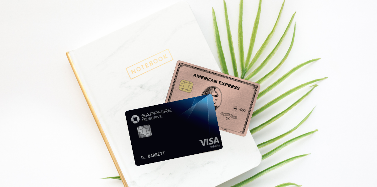 Amex Gold vs Chase Sapphire Reserve: Which Wins?