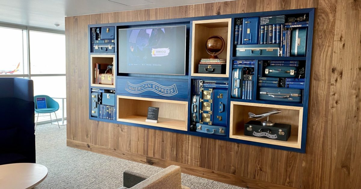 Amex Doubled Down on Centurion Lounges During COVID-19, What's Next?