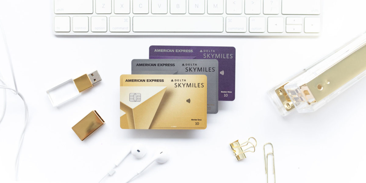 Earn Up to 50K SkyMiles on the Suite of Delta Credit Cards!