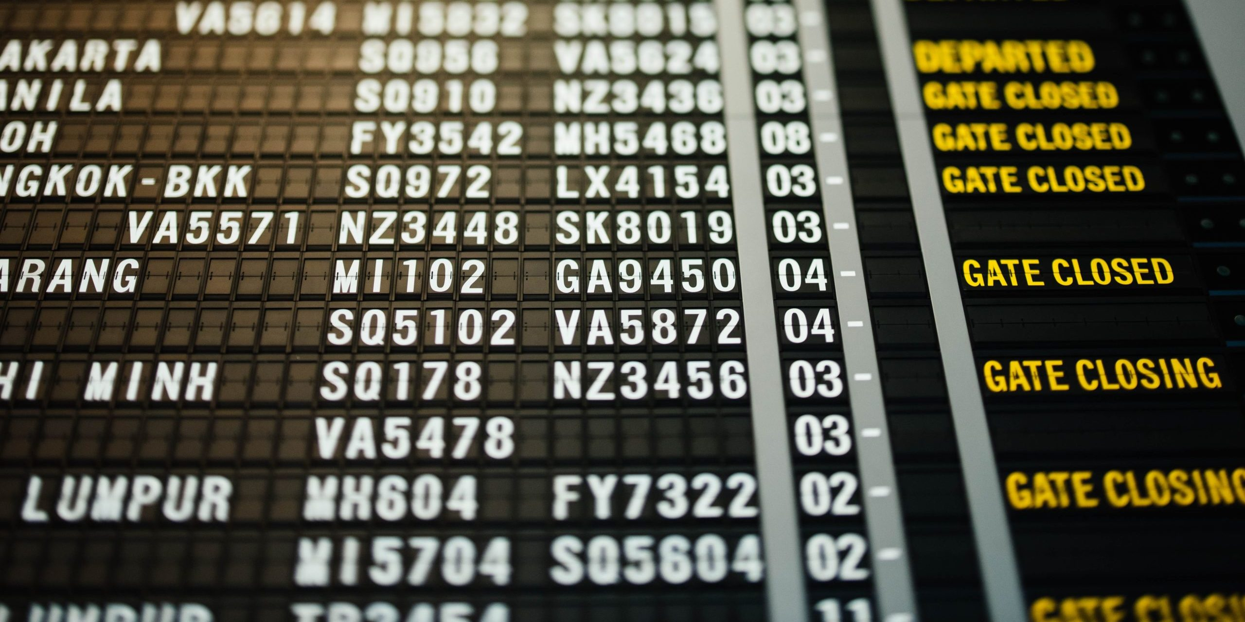 Booking a Trip For This Summer or Fall? Your Flights Will Change
