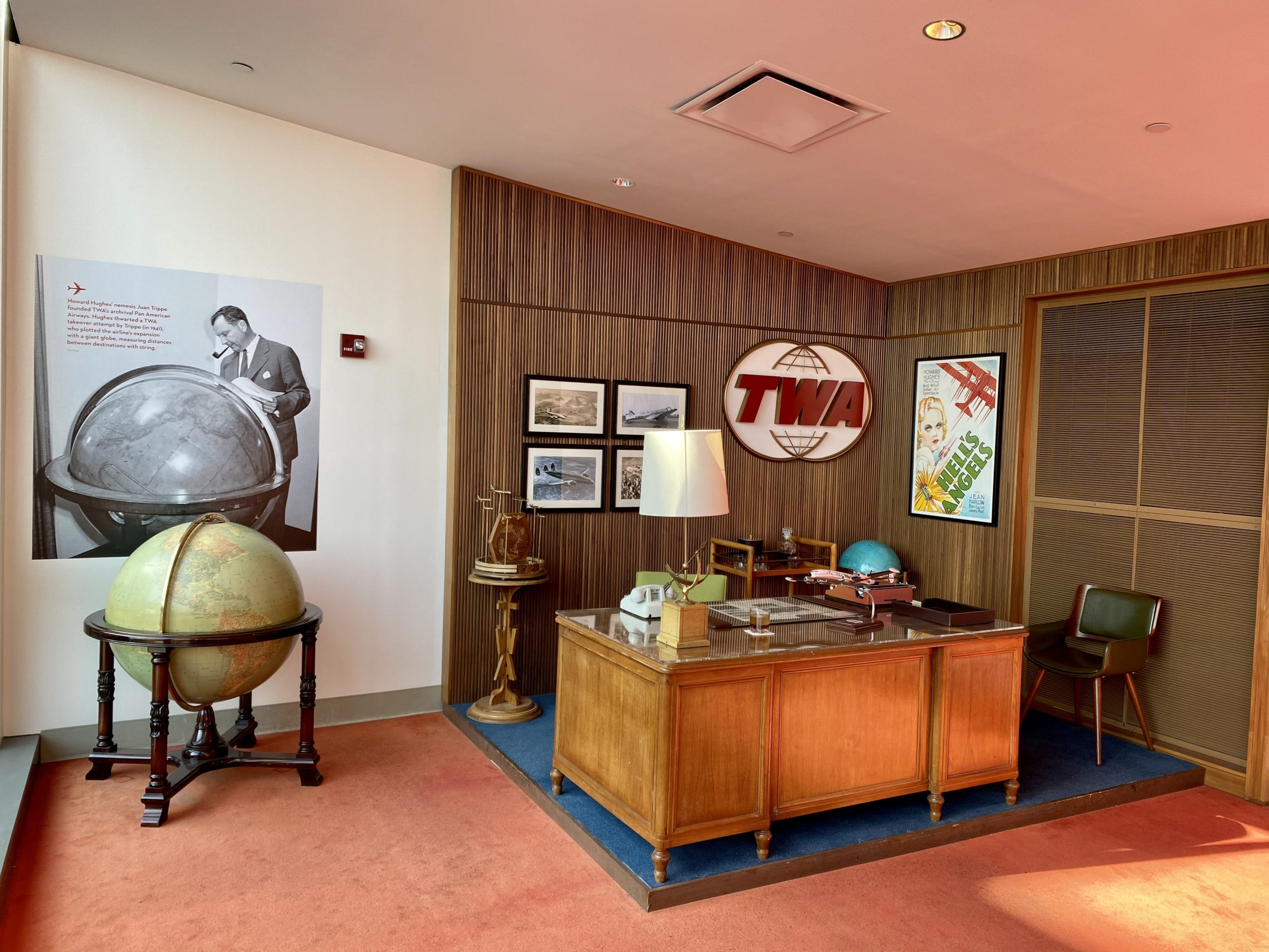 twa hotel howard hughes office