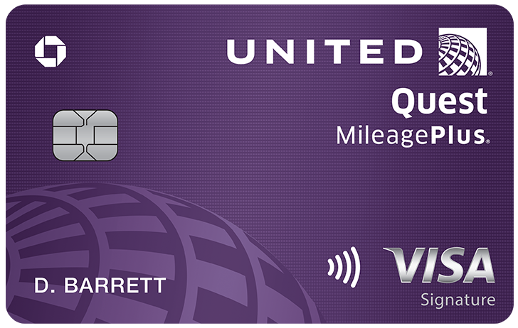 United Quest Card