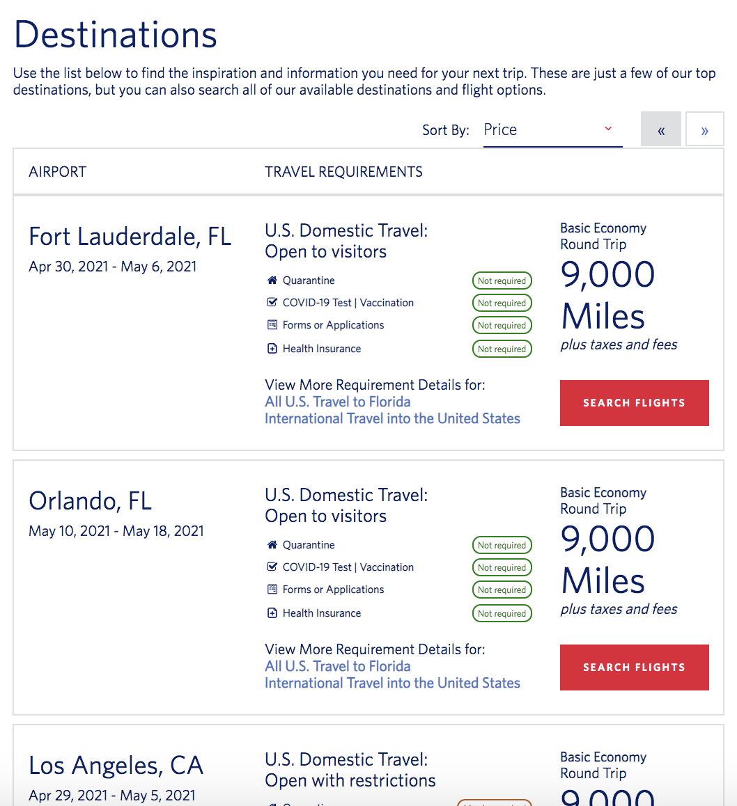 delta discover map