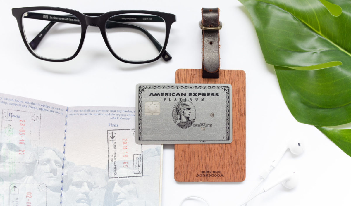 open the american express platinum